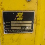 Big Joe Electric Lift